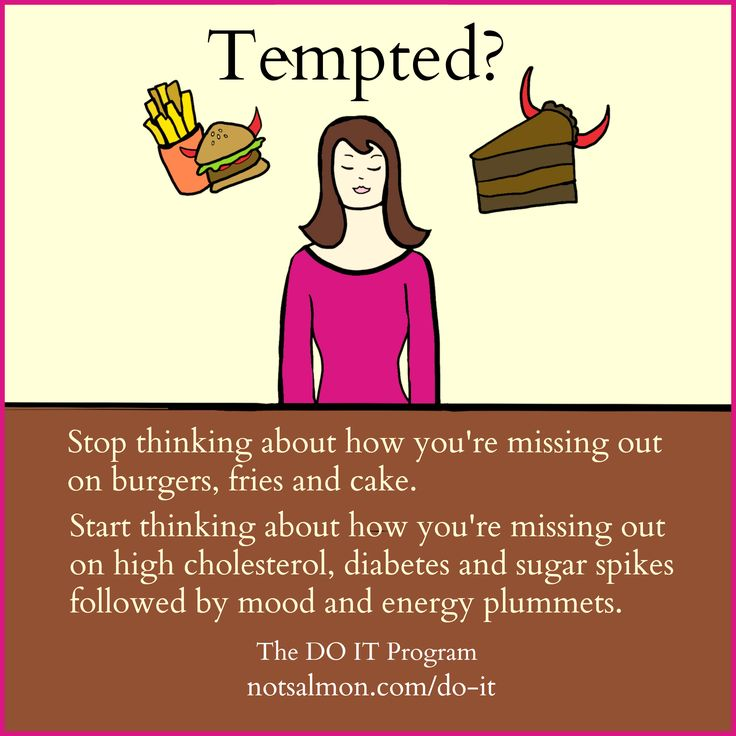 Get psychological tools to stop emotional eating - and just plain ol' eating crappy food - with The DO IT Program - a life-changing online program you can do from any computer or smart device - at your convenience and pace. Already this program has helped 100's of people to shred 100's of pounds. Click image to find out more! ( @notsalmon )