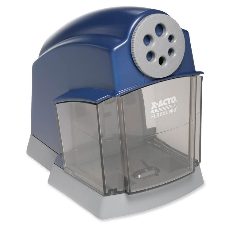 best electric pencil sharpener for colored pencils x-acto