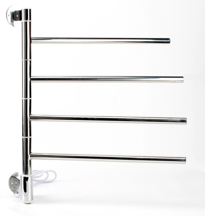 New PARIS Electric Towel Rail. Stainless Steel Dry Electric Towel Heaters in Home, Furniture & DIY, Bath, Towel Rails | eBay