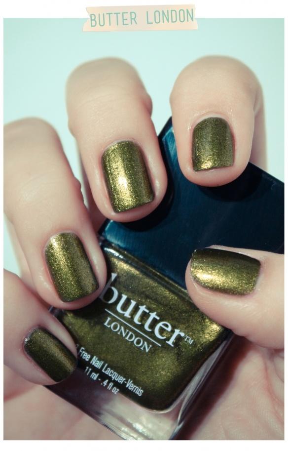 Butter London - Wallis