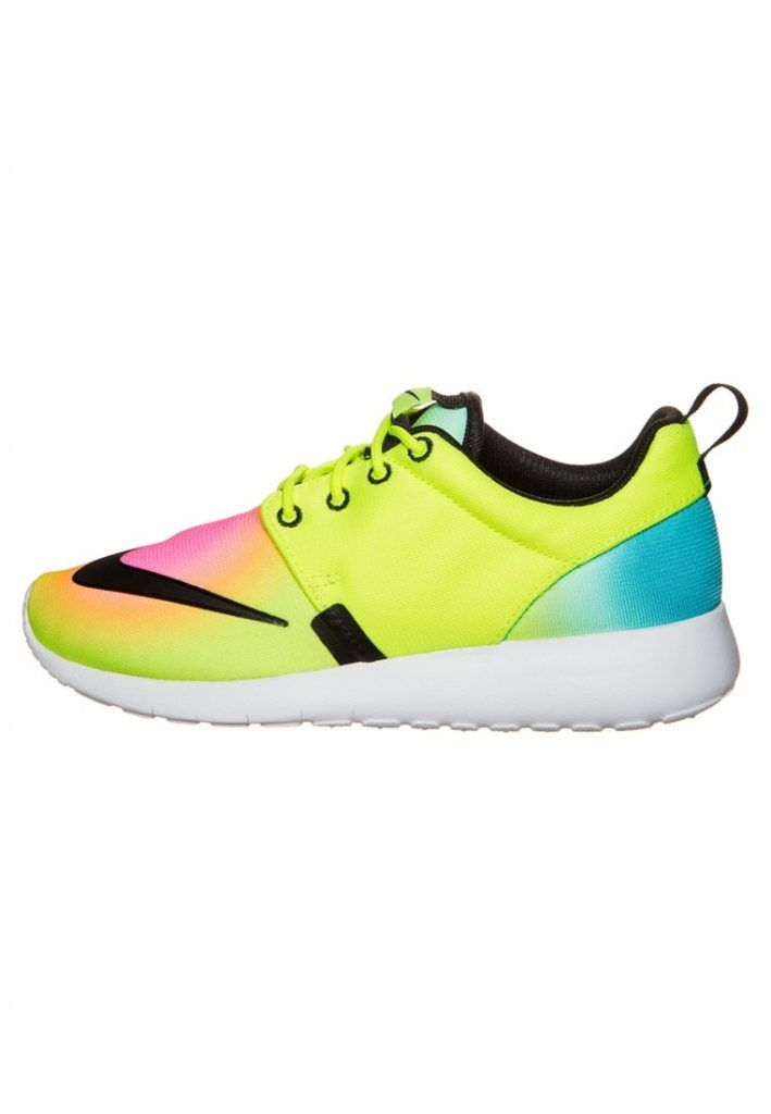 #Nike #Sportswear #ROSHE #ONE #FB #Sneaker #low #volt/black für #Kinder