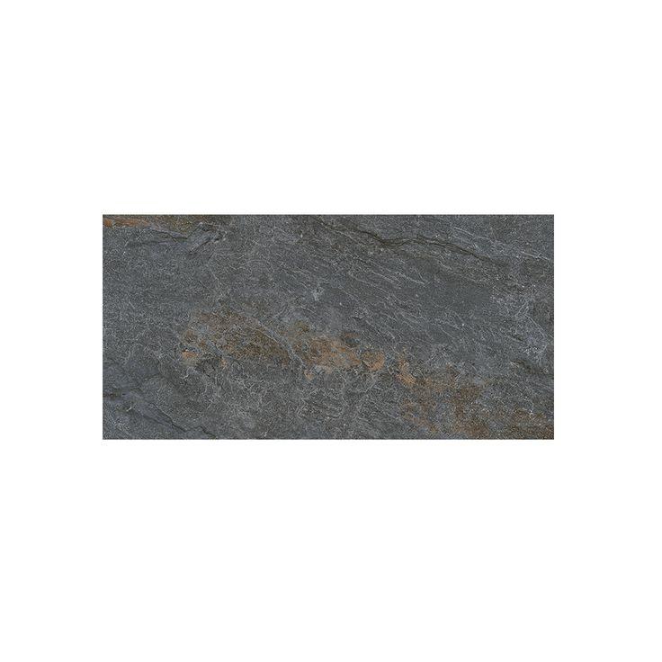 Delightful Dalles 2cm Effet Pierre 50x100 Dark Grip Rectifié, Collection Dolomite  Major Two De Monocibec #