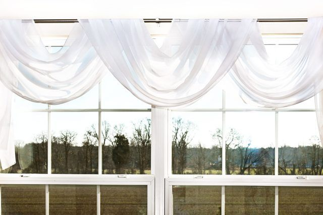 Ways To Hang Scarf Valances Valances Hang Scarves And Scarf Valance