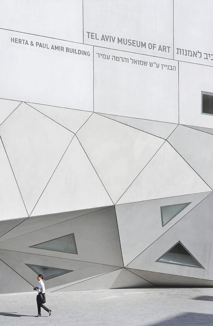 Preston Scott Cohen   Tel Aviv Museum of Art, Herta & Paul Amir Building, 2011