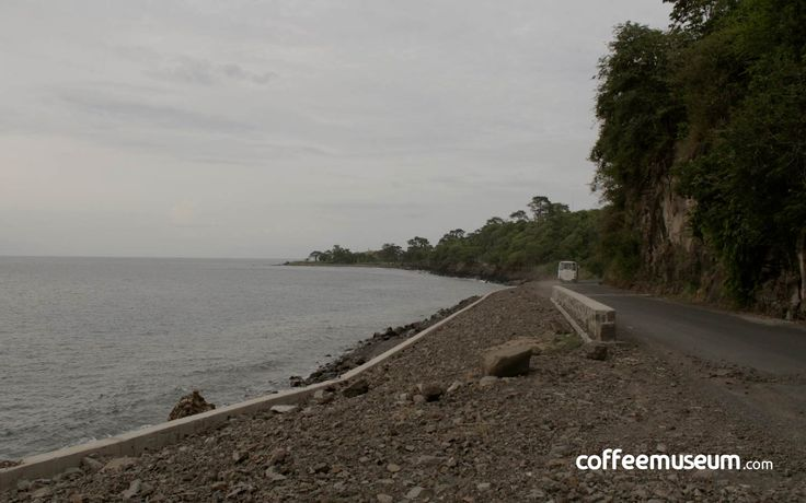 (Un)forgotten coffee lands