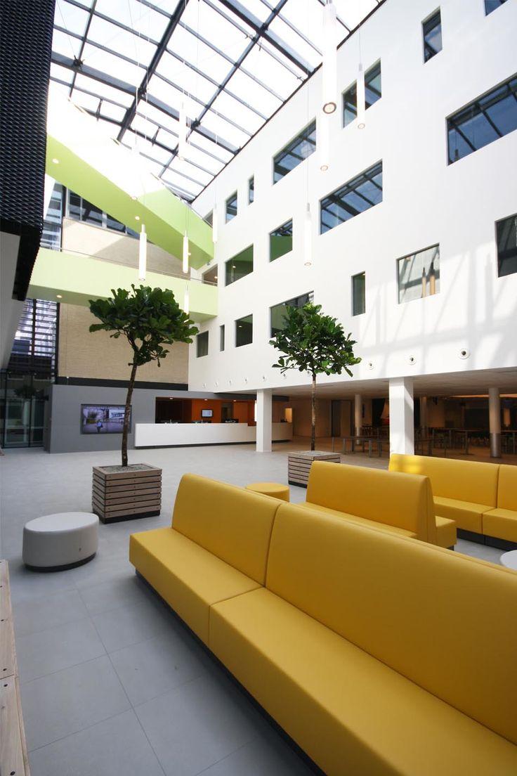 Maas Architecten » hoofdvestiging graafschap college doetinchem
