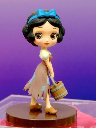 Banpresto Q Posket Disney Characters Petit Figure Vol 8 Princess Snow White