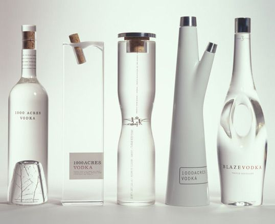 vodka bottle #packaging #design