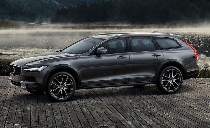 The 2017 Volvo V90 Cross Country is revealed. Read more about Volvo's…
