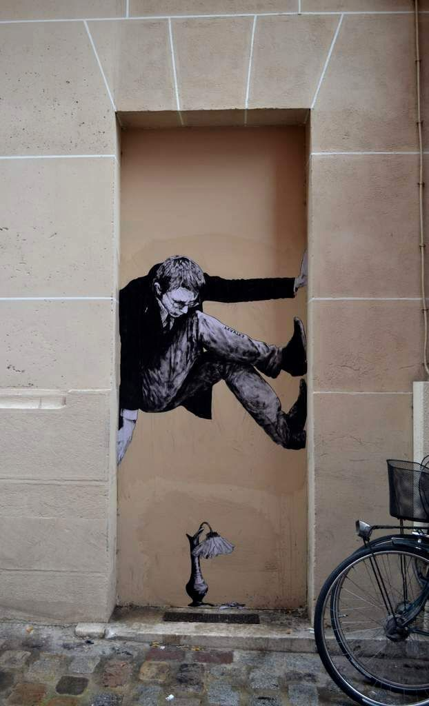 Street Art - Levalet