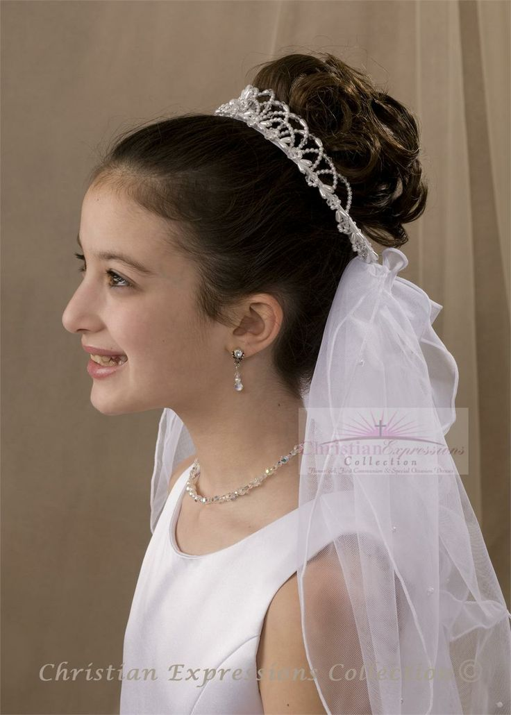 First Holy Communion Hairstyles Ideas Hair