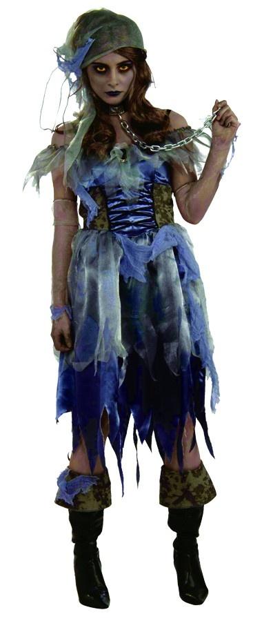 Zombie Pirate Female