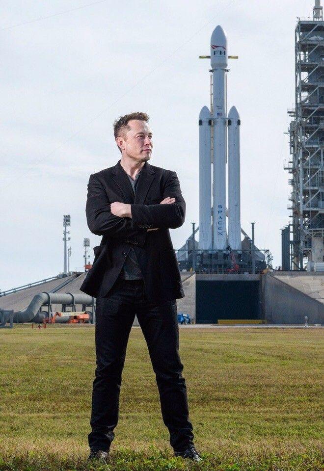 Elon Musk   Spacex - Ruimtevaart