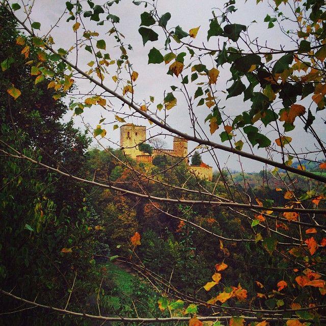 Autunno al Castello di Gropparello