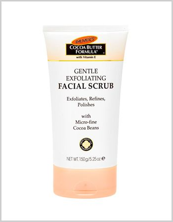 """The scrub itself seemed pretty thick yet I didn't see or feel a whole heap of exfoliating beads in comparison to other scrubs. Once applied to my face though, I was happy to feel that it did seem to have something in there to scrub everything away - must be very tiny beads!"