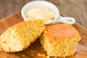 sweet onion cornbread - DebbiSmirnoff/E+/Getty Images
