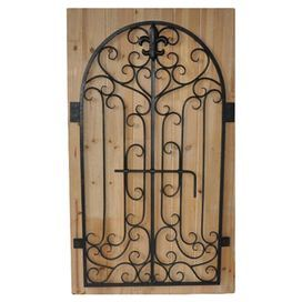 Metal Gate Wall Decor 14 best metal gates images on pinterest | metal gates, cast iron