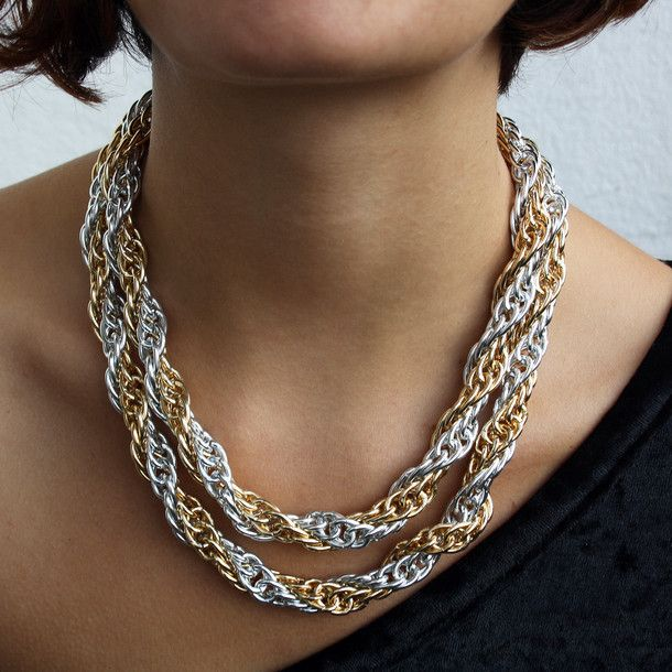 Rope Necklace II