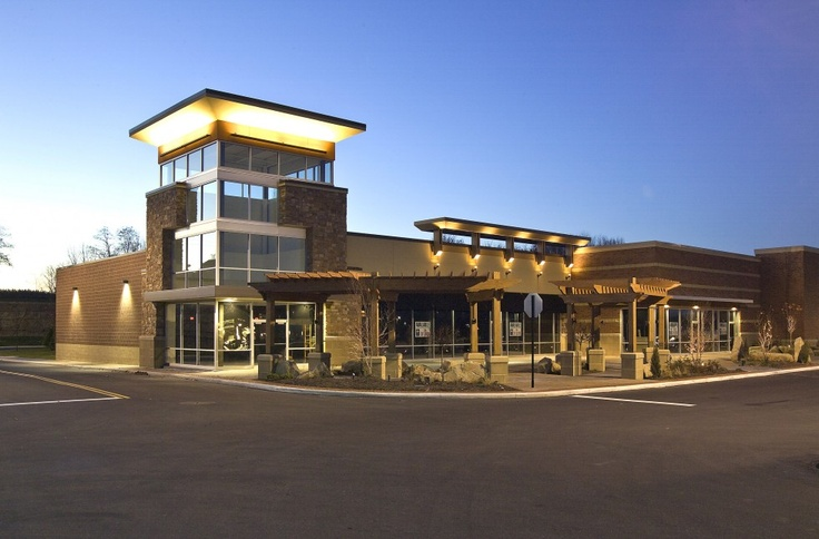 12 Best Images About Strip Mall Design On Pinterest
