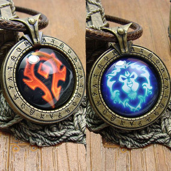WOW World of Warcraft Horde Alliance All by GriftahTreasure