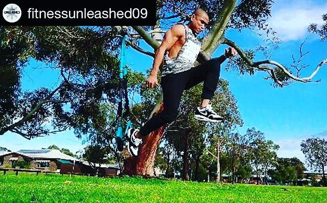 #Repost @fitnessunleashed09 with @repostapp ・・・ Taking advantage of this perfect weather. Suns out, strap out! 🌞 Getting it done after a long day at work! 💪 @crankitfitness  #crankitfitness #trx #friday #workout #cardio #core #eatclean #abs #fitnessunleashed #8weekchallenge #bodytransformation #personaltrainer #adelaidept #fitspo #fitfam #fitness #fitnessaddict #fitnessmodel #follow #outdoors #dedication #motivation #idgt #active #healthychoices #lifestyle #calisthenics  #clubcrankIt…
