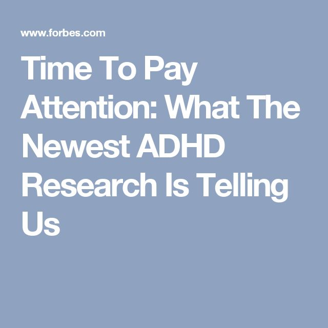 adhd research A recent nimh-funded study sheds new light on how the brain's processing of sensory information, a key impairment in autism and adhd, can affect higher level cognitive functions, such as attention and decision making.