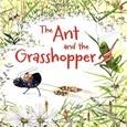 Tırtıl Kids , The Ant and the Grasshopper , 4-7 Yaş