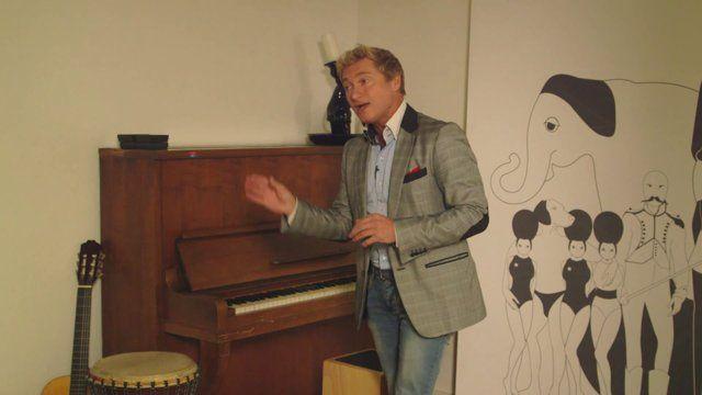Het persoonlijke verhaal van Ronald Moray tijdens het InspiratiePodium Arnhem #21, op 24 september 2014 in het Inspiratiehuis Arnhem. De muziek is van Rowdy Lemaire. De film is gemaakt door Alain Baars.