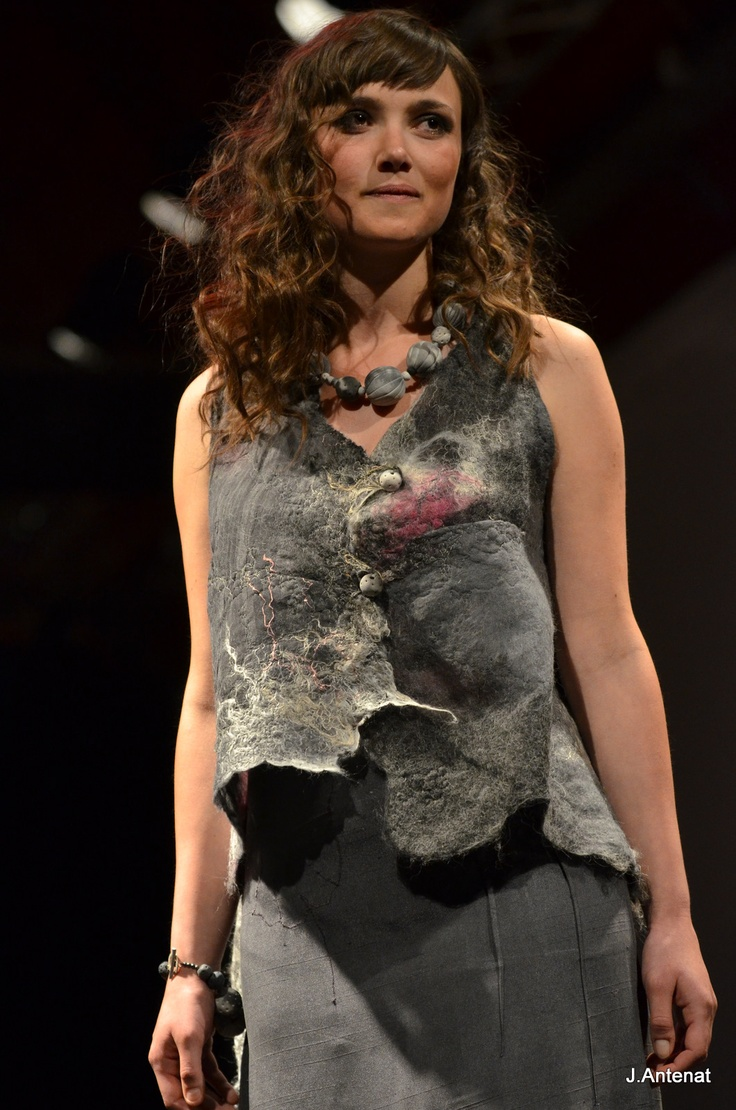Feutre Art Textile: Entretien N° 4 : Nathalie Banos / Feutreries…
