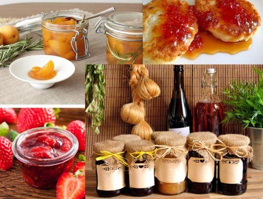 7 десертов с вареньем - Портал «Домашний»