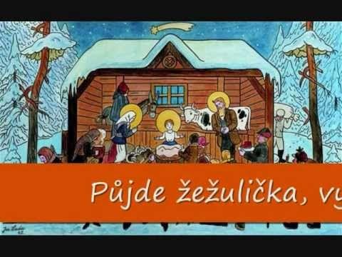 Vánoční koleda - Já bych rád k Betlému