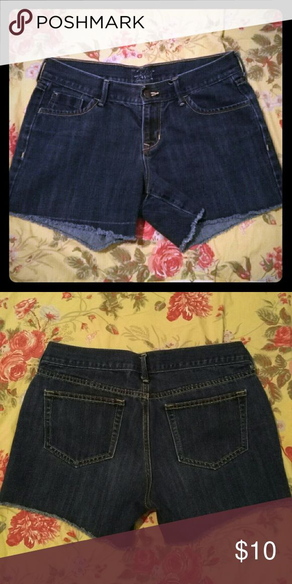 Shorts Old nany denim cut off shorts Shorts Jean Shorts
