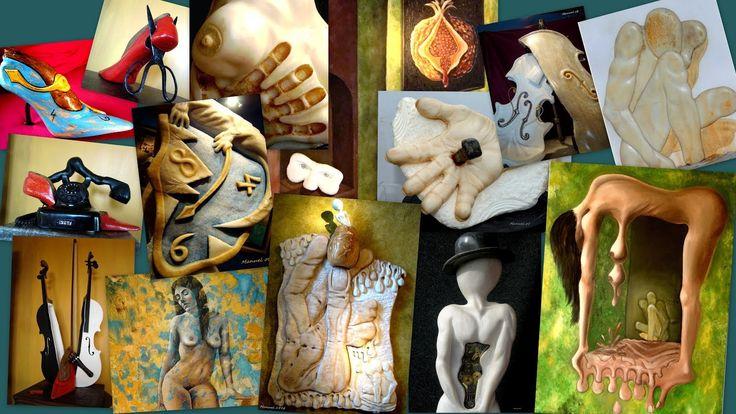 Manuel surrealist (A Touch of Art)    Manuel surrealist sculptor/ painter (A Touch of Art Manuel) Manuel House of Art Mykonos http://manuelsurrealist.blogspot.gr/