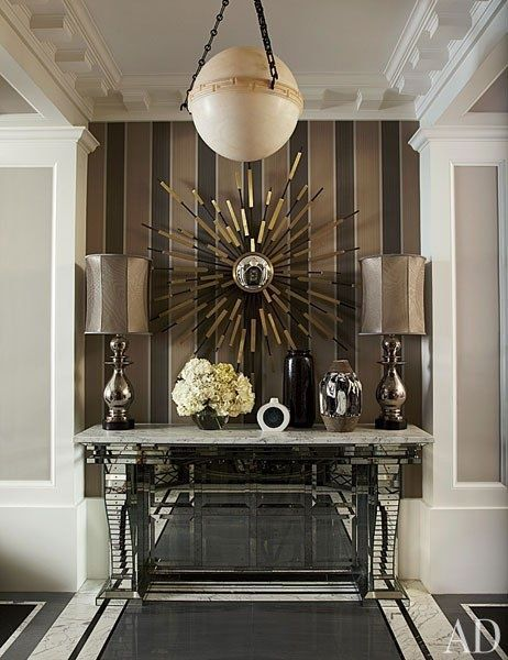 Foyer Accent Wall Ideas : Best striped accent walls ideas on pinterest grey