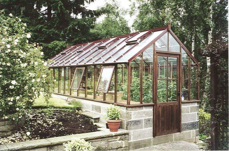 Decorative Greenhouse   CULTIVAREA LEGUMELOR IN SERA
