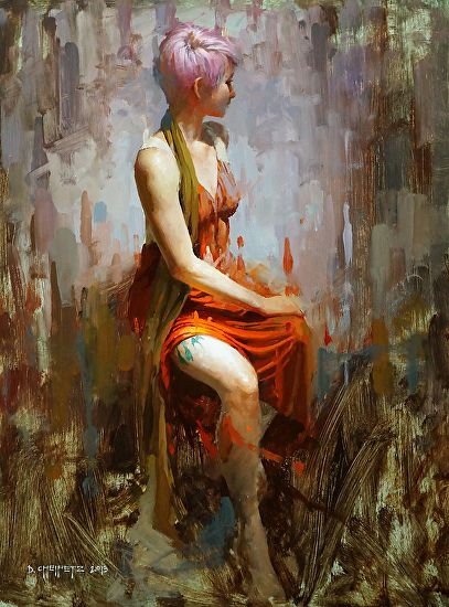 By David Cheifetz #gallery #artist #art