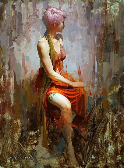 By David Cheifetz #gallery #artist #art