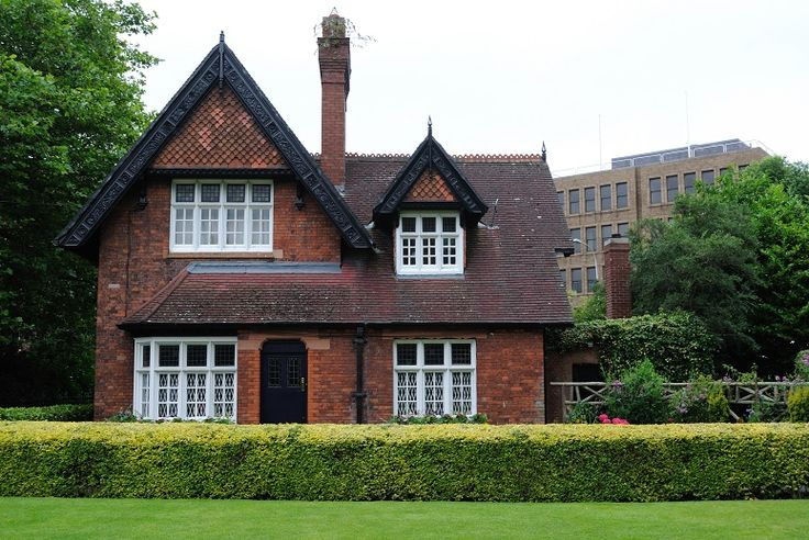 English Country House Houses Pinterest