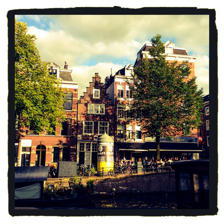 Canal Prinsesngracht, Amsterdam