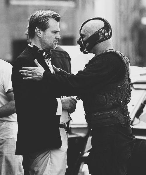 Nice photo - relationship between directors and actors