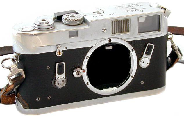 Garry Winogrand's Leica M4