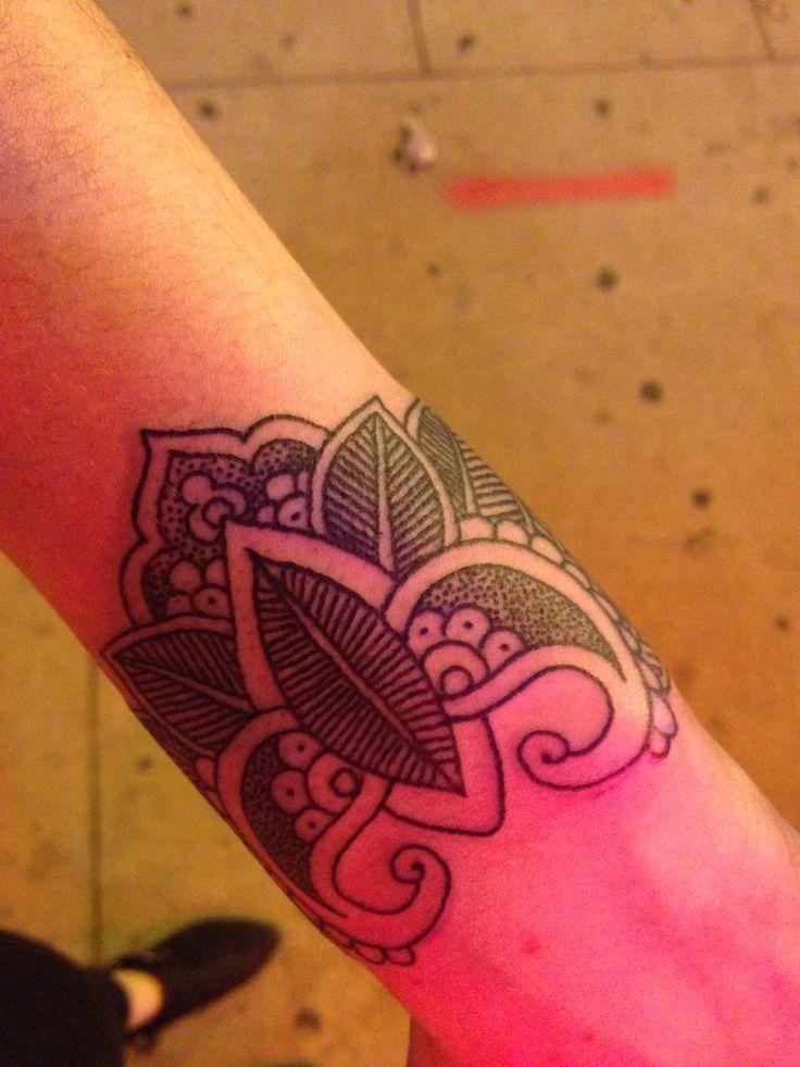 Wrist tattoo by Adam Scaccia at Tatu Tattoo in Chicago ...