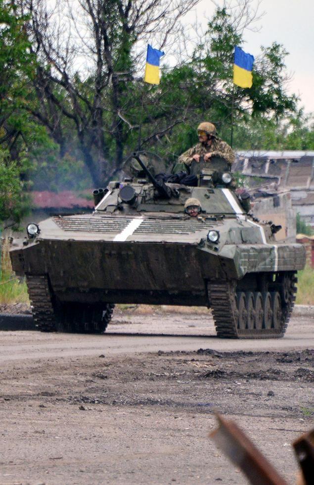 From Espresso: Border trouble: Ukraine's shaky ceasefire http://econ.st/1AJRfzz