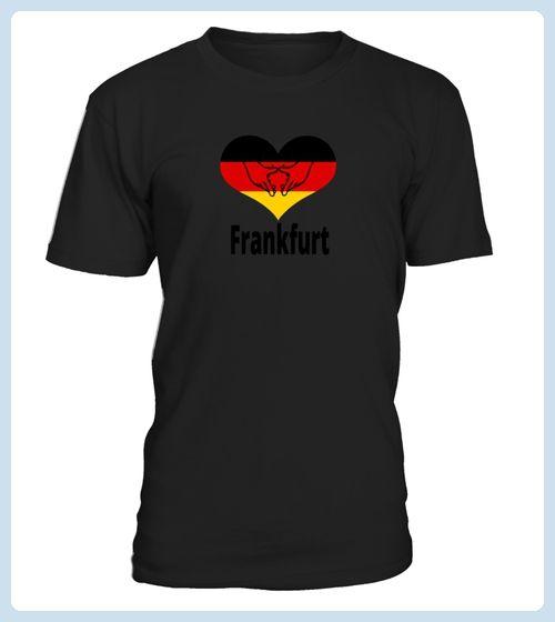 I Love Germany Stadt Frankfurt (*Partner Link)