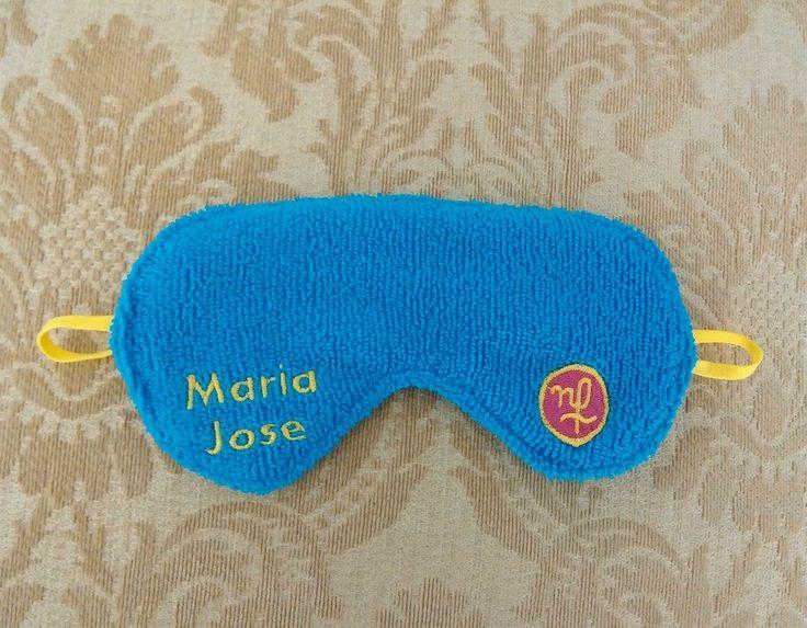 Maria José ya disfruta de un plácido #descanso gracias a su antifaz MakingBags