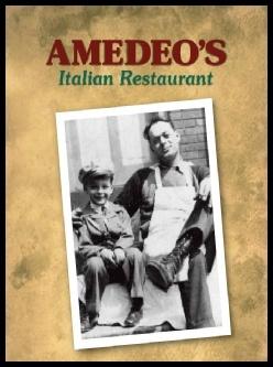 Amedeos Italian Restaurant, Raleigh, NC