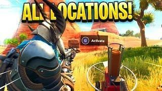 Fortnite Shoot A Clay Pigeon In Different Locations All Locations In