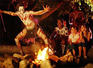 the customs and culture of the australian aboriginals in the movie the nyari The dreamtime is titled in reference to an element of aboriginal australian mythology, a spiritual realm outside of traditional time and space the film itself shares the stories of some of australia's indigenous peoples and the ways in which white australian culture has tried to better integrate .