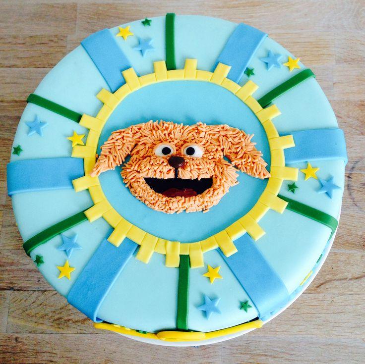 Tommie cake by studio Roos