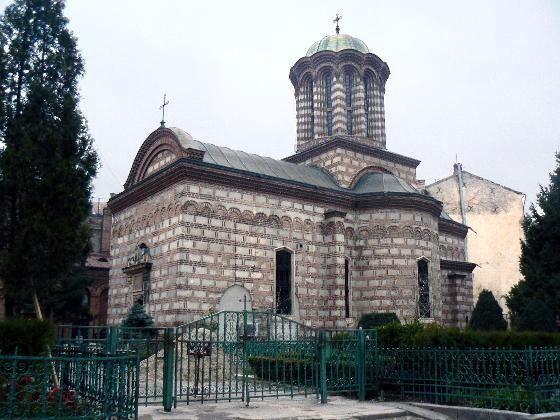 Old Court Church, Bucharest